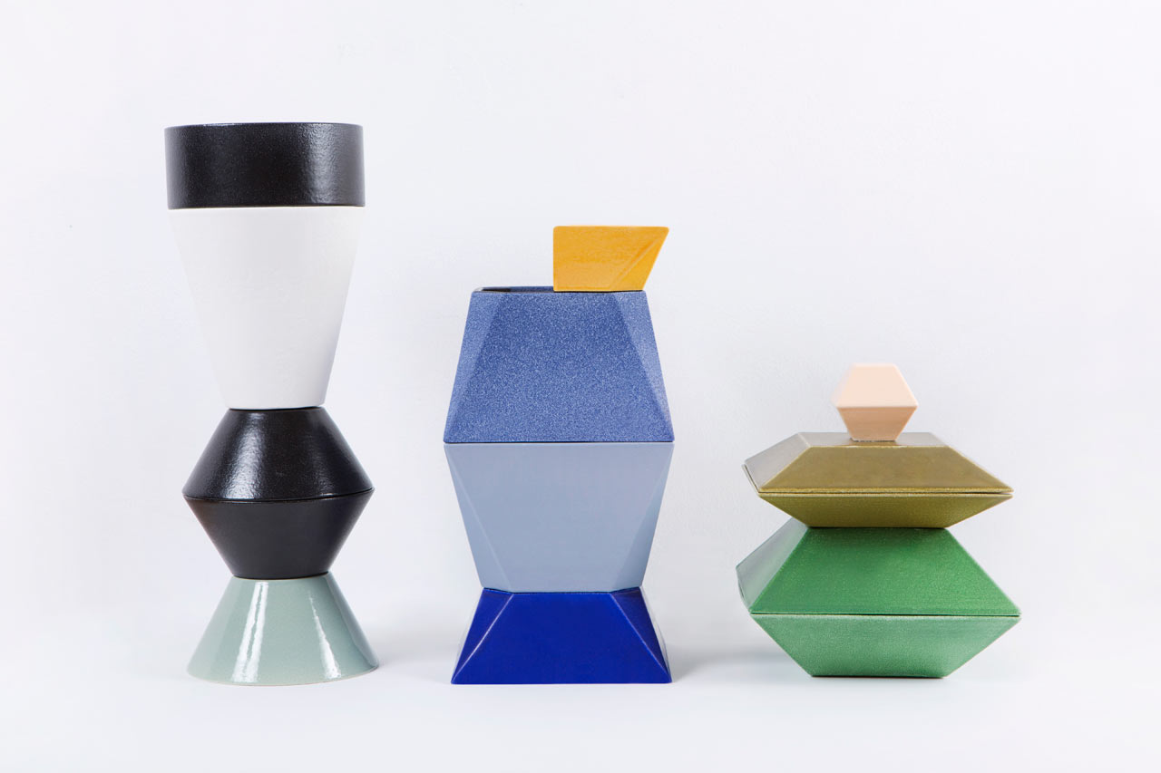 Elise Luttik + Hester Stolk Launch Stackable Collection