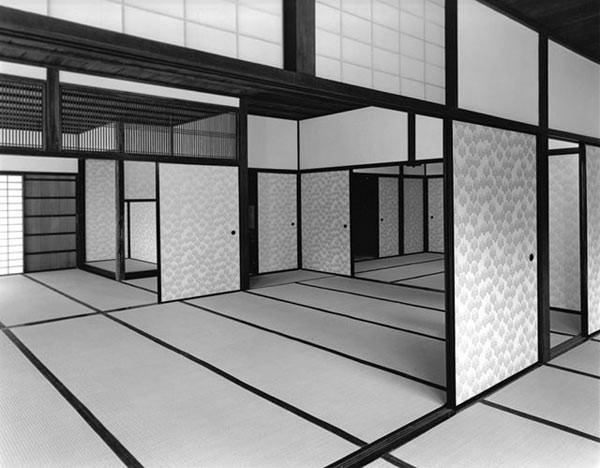 Photo by Yasuhiro Ishimoto (Katsura Imperial Villa in Kyoto)