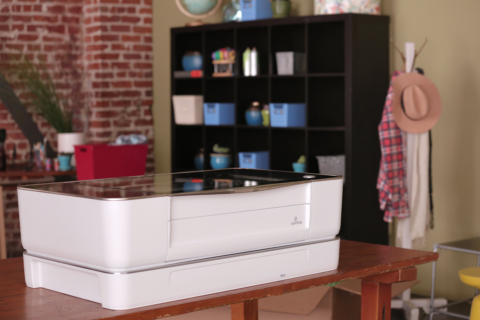 Glowforge Brings 3D Laser Printing to the Home User
