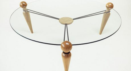 Handmade Contemporary Furniture by Henry Swanzy