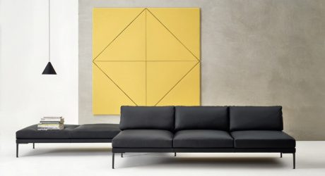 Steeve: Arper Launches Sofa by Jean-Marie Massaud