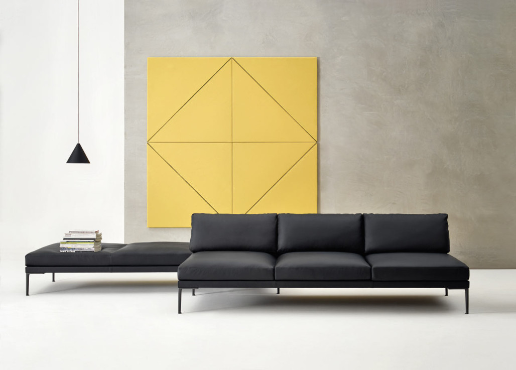 Steeve: Arper Launches Sofa By Jean Marie Massaud ...