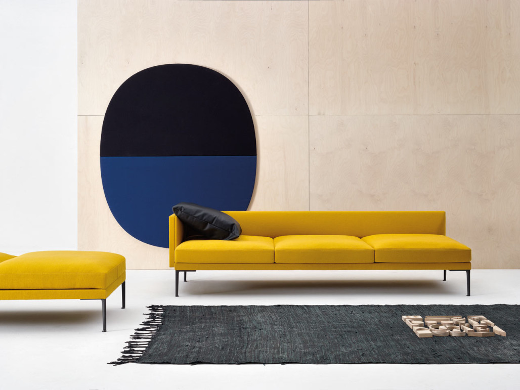 arper launches sofa by jean