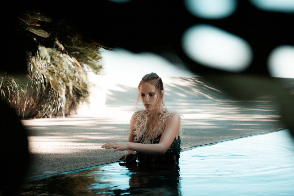 A 3D Printed Fashion Collection Inspired By The Sea