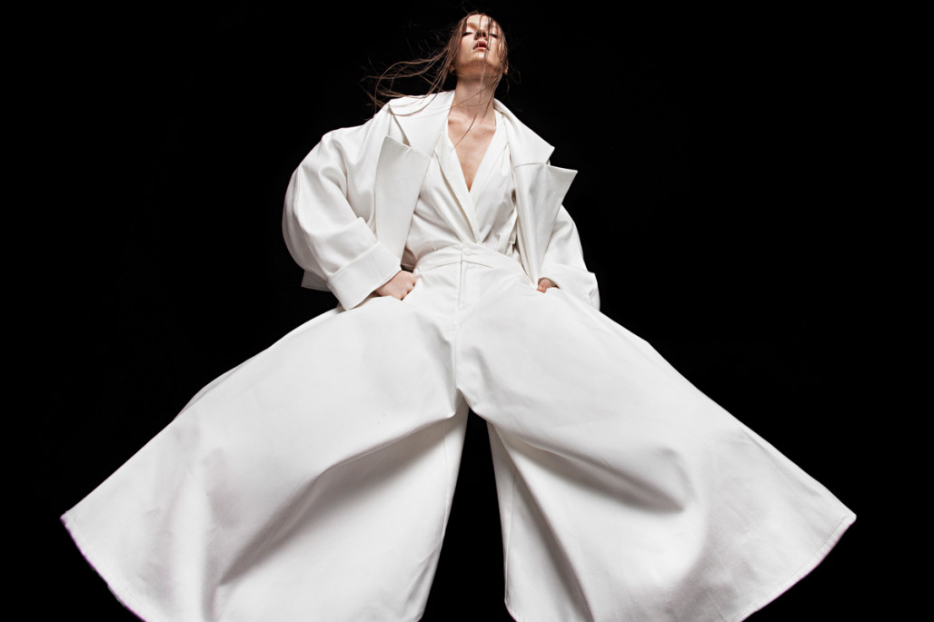 A Fashion Collection Based On Undesigning