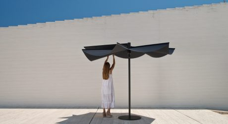 OM Sunshade by Andreu Carulla for Calma