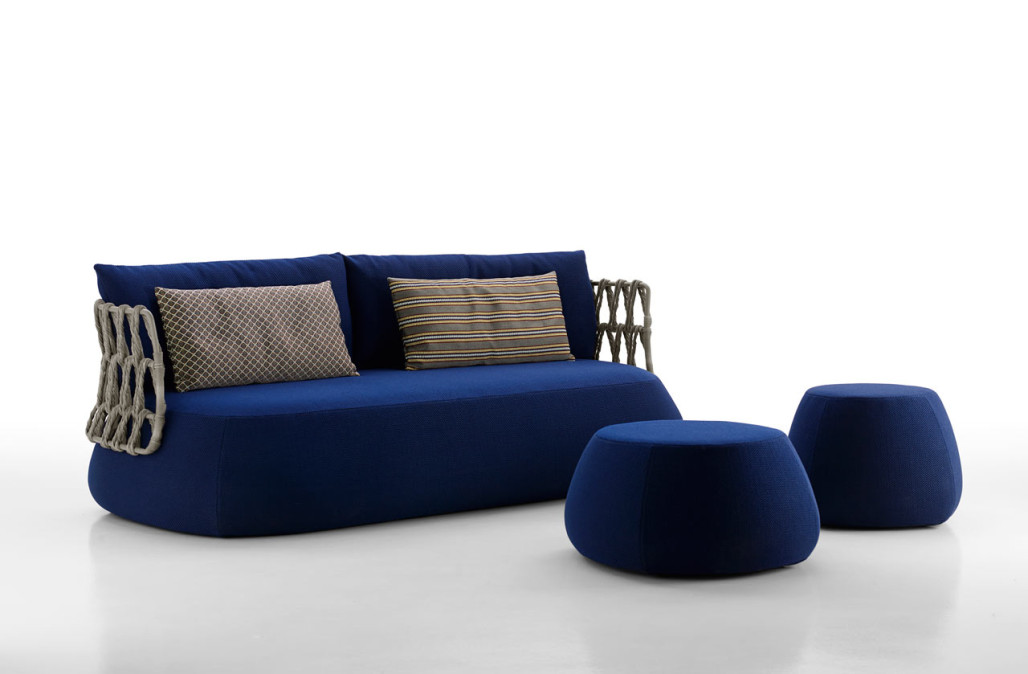 B&B Italia Outdoor Launches New Seating from Patricia Urquiola