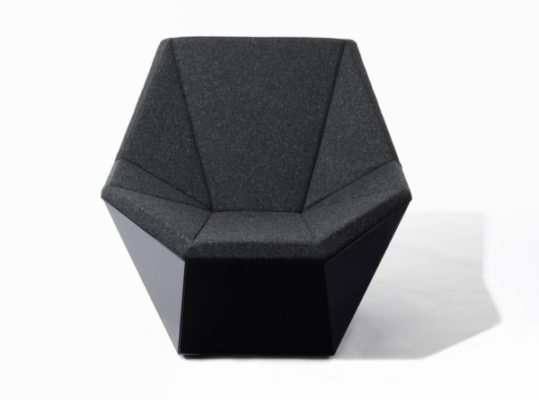 Merveilleux Prism Lounge David Adjaye Knoll 2