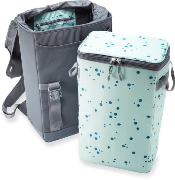 24 Pack Backpack Cooler