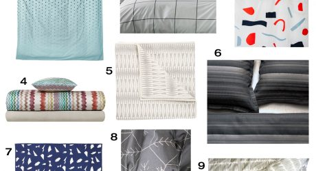 Roundup: Modern Duvets and Quilts