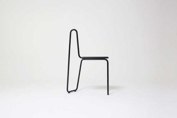 Line Drawing Chair : A chair inspired by line drawing from picasso design milk