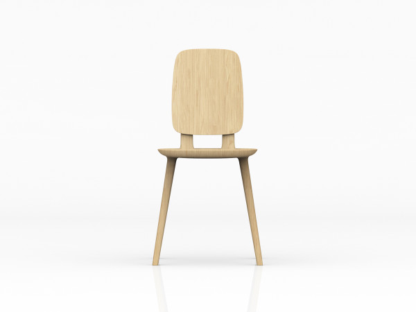 TABU chair by eugeni Quitllet with Alias 1