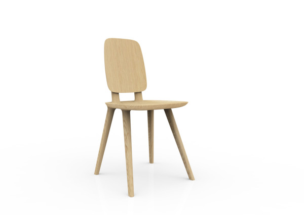TABU chair by eugeni Quitllet with Alias 1b