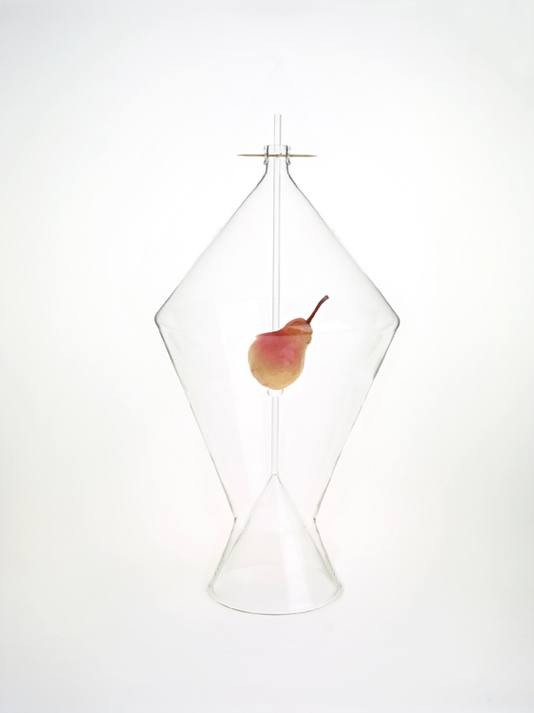 Tutti Frutti: Clever Glass Sculptures from Fabrica