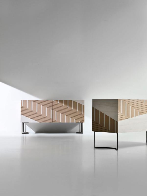 Twill Sideboard Bartoli Design 3