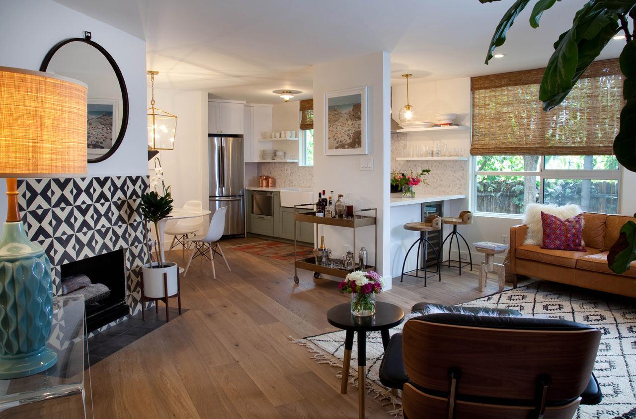 Studio Matsalla Remodels a Condo in LA's Westwood