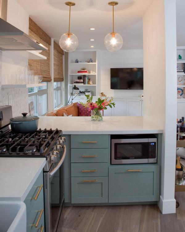 Studio Matsalla Remodels a Condo in Westwood - Design Milk