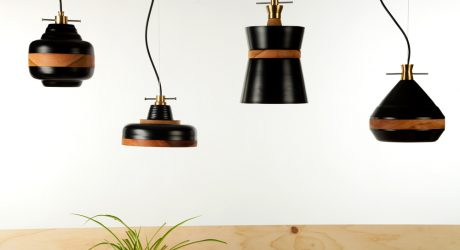 An Elegant and Rich Collection of Lamps Named Volta