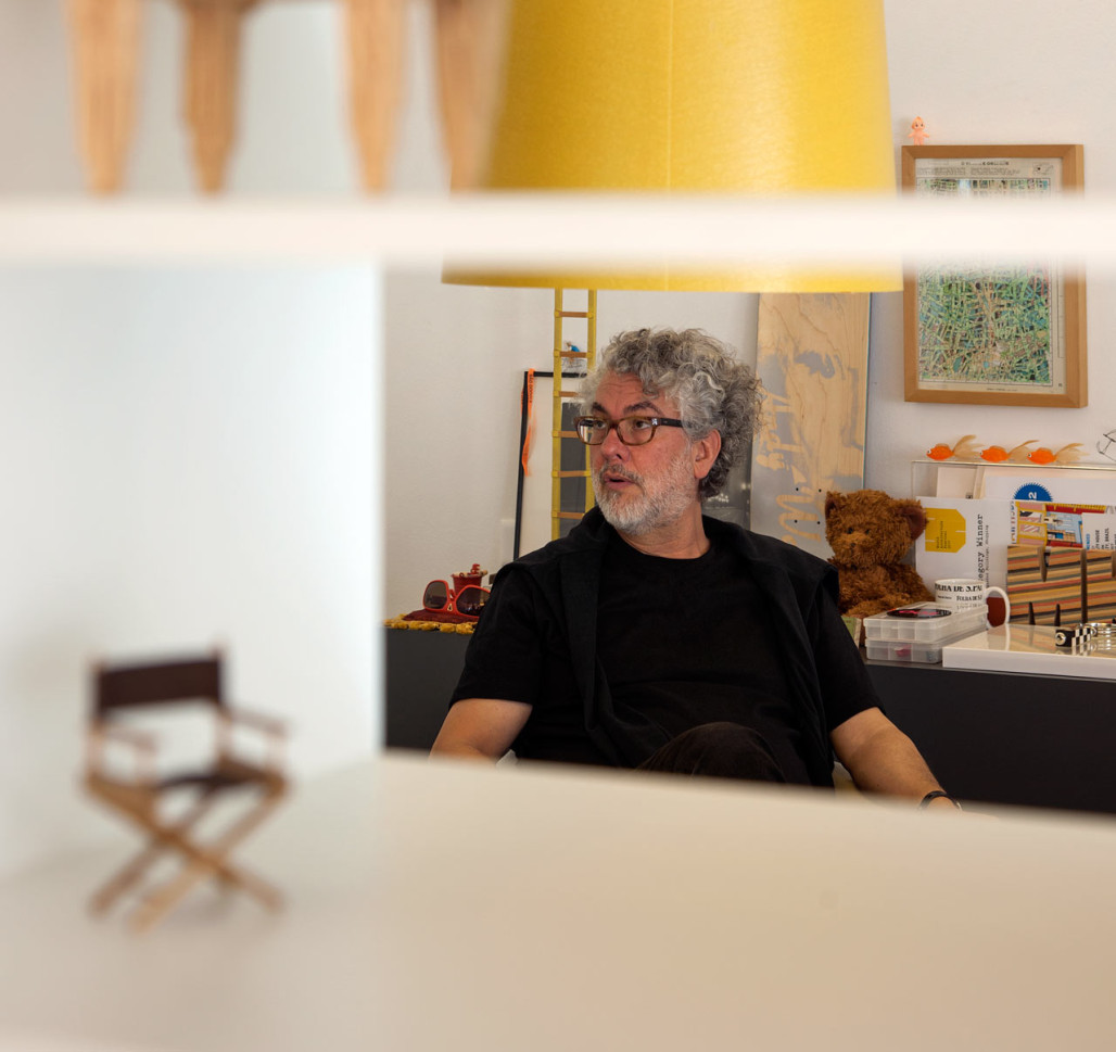 Where I Work: Marcio Kogan of Studio MK27