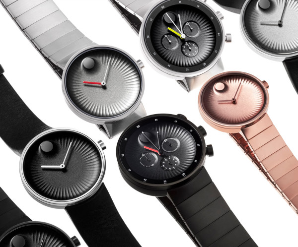 Yves Béhar Designs New Watch Collection for Movado  Yves Béhar Designs New Watch Collection for Movado Yves Behar Movado Edge Group 600x498