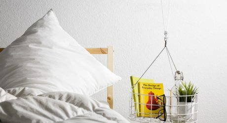 Dalt Lets You Use Your Ceilings for Storage