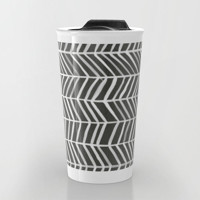 Fresh From The Dairy Travel Mugs Design Milk
