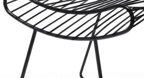 A Stool that Explores Light and Shadow