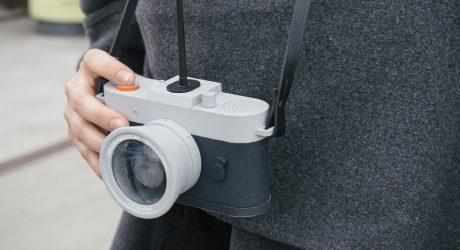 Camera Restricta Guarantees Original Instagrams