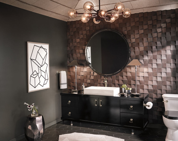 Rook Masculine Modern Bathroom Christian May