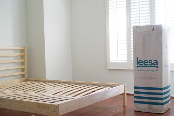 leesa-mattress-box
