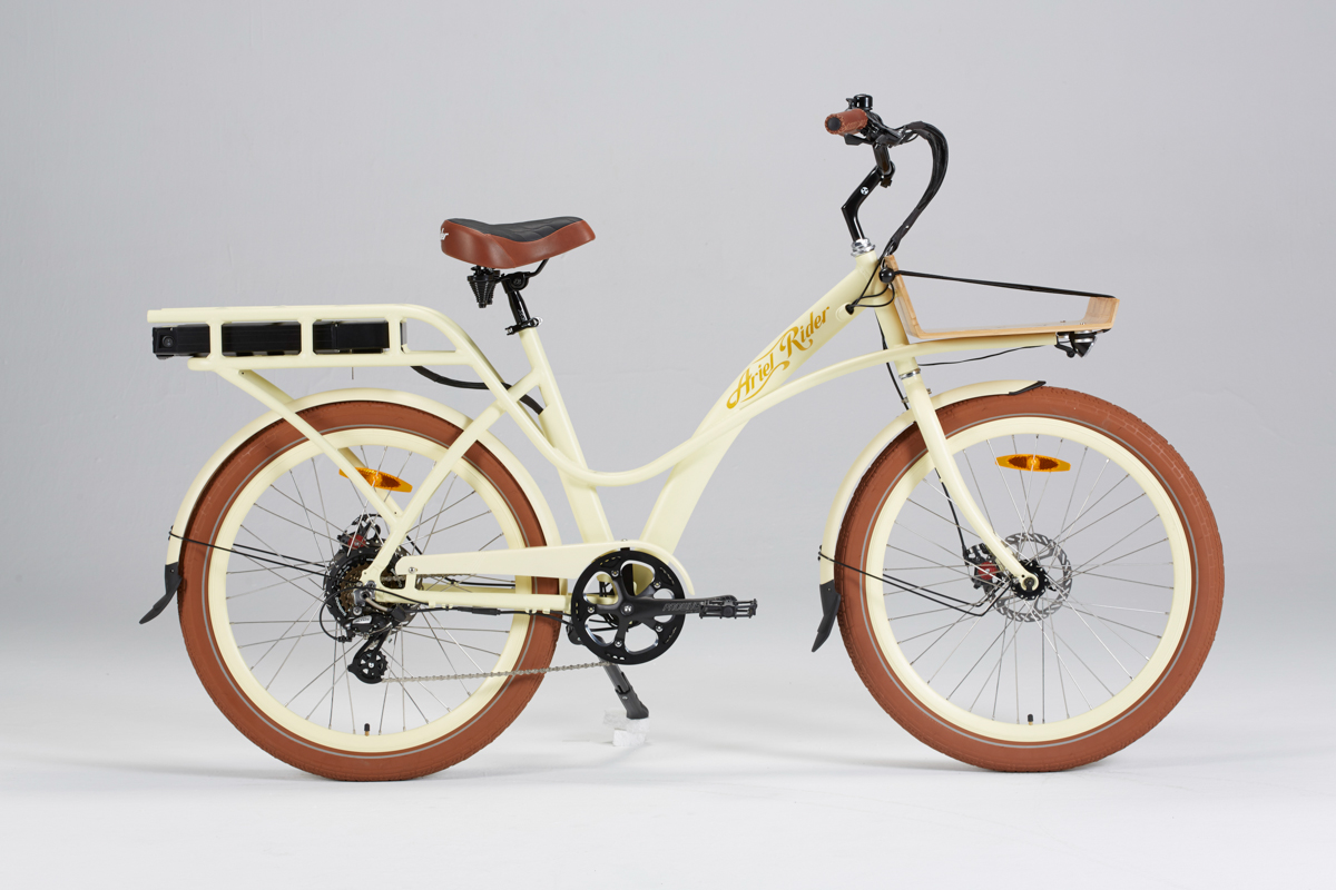 A Bicycle For Both Occassional and Frequent Bikers