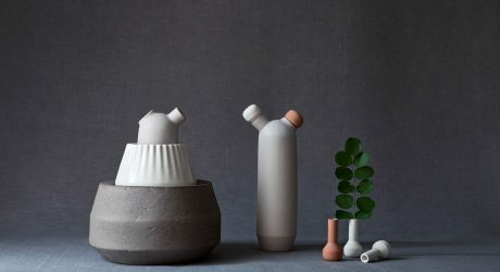 Biophilia: Ceramics Inspired By the Growth of Plants