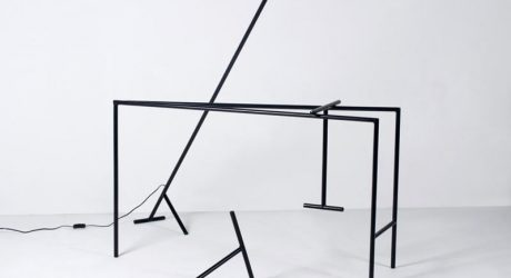 Minimalist Collection of Furniture Serving 3 Basic Functions