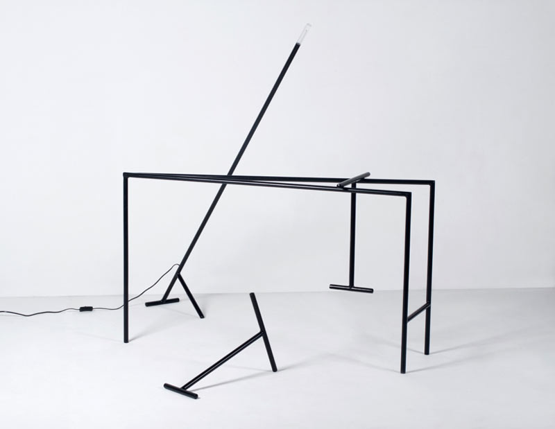 Minimalist Collection of Furniture Serving 3 Basic Functions ...
