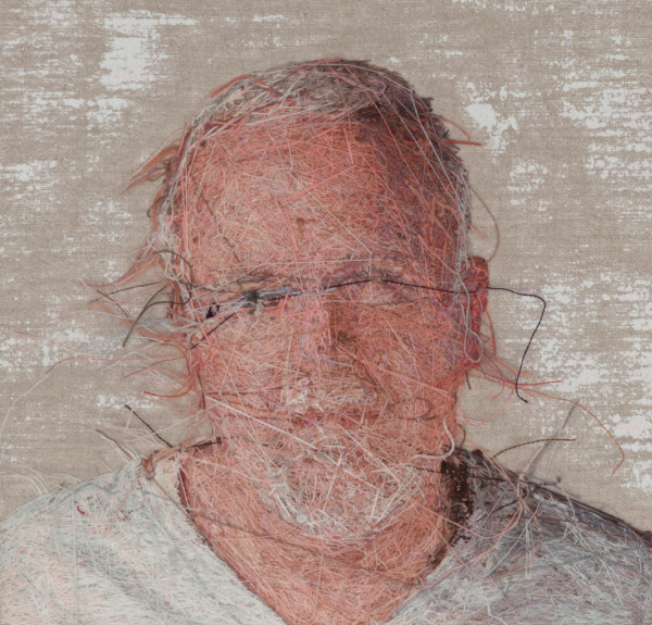 Verso detail: Ray (A Portrait of My Father)