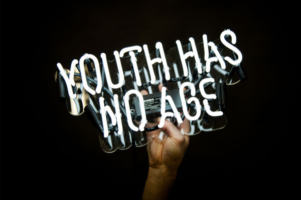 CustomNeon-youth-has-no-age
