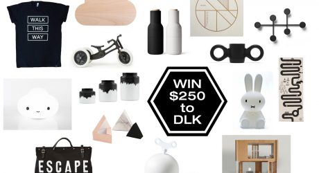 Win $250 to DLK!