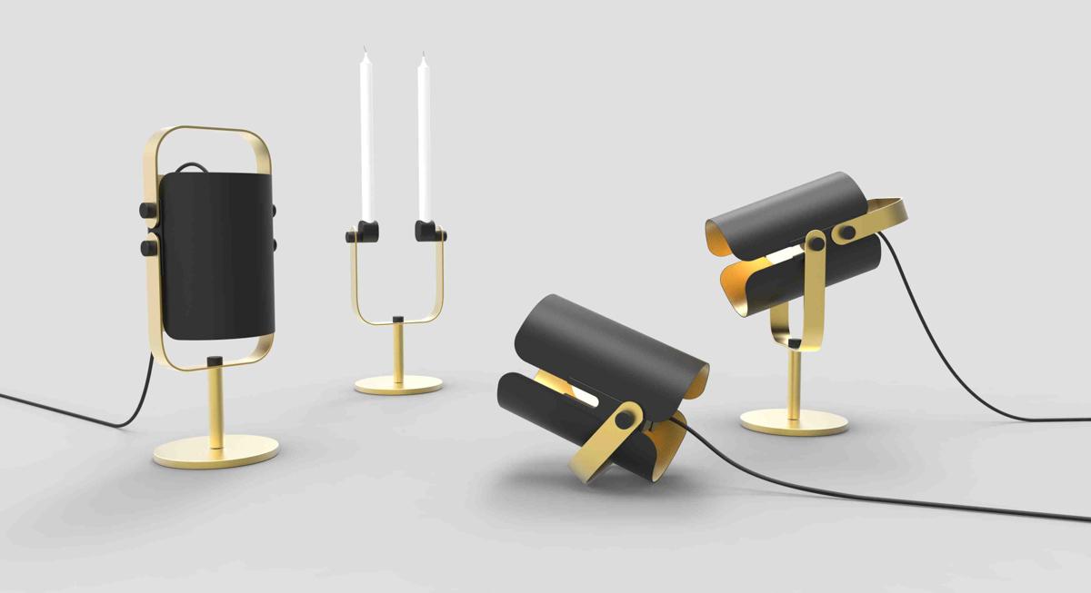 Functional and Fancy Designs from Studio KANARI