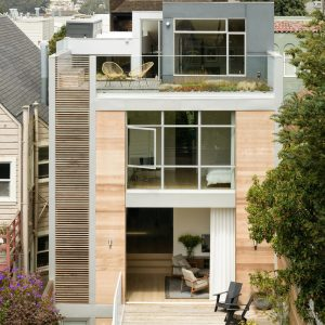"A San Francisco House for a ""Work Hard, Play Hard"" Lifestyle"