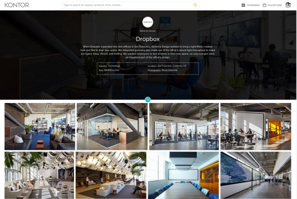 Geremia Design's Kontor project page.