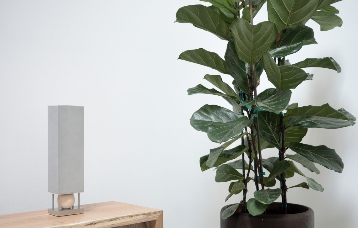 Towering Simplicity: Joey Roth's Steel Speaker