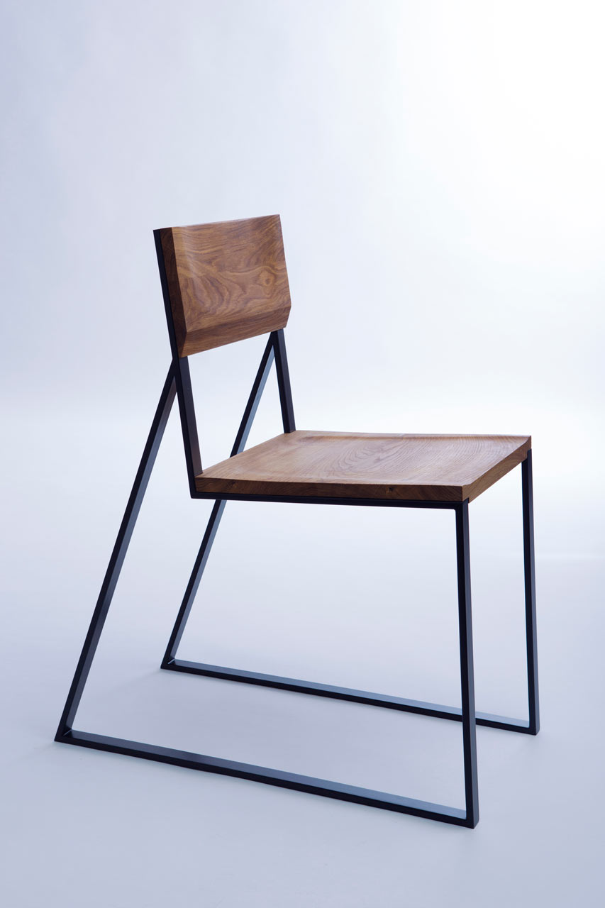 A Chair That's Full of Contrasts