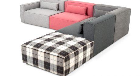 Gus* Modern Launches Mix and Match Modular Furniture