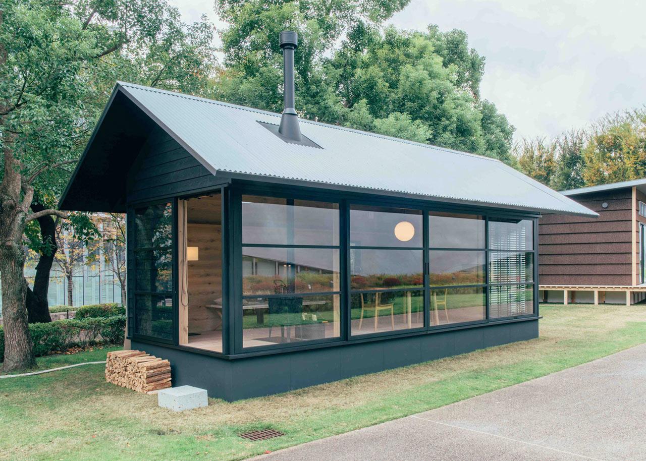 Minimalist Modular Homes Muji Launches Minimalist Prefab Homes  Design Milk