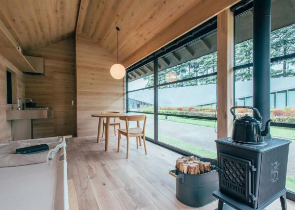 Minimalist Modular Homes muji launches minimalist prefab homes - design milk