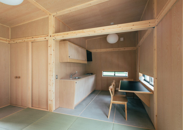 Muji launches minimalist prefab homes design milk for Muji home design