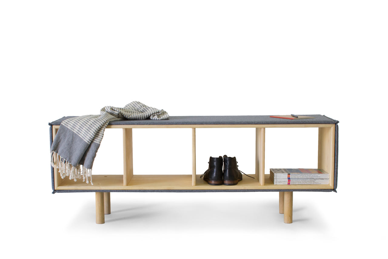 The Parka Collection: Furniture Turned Inside Out