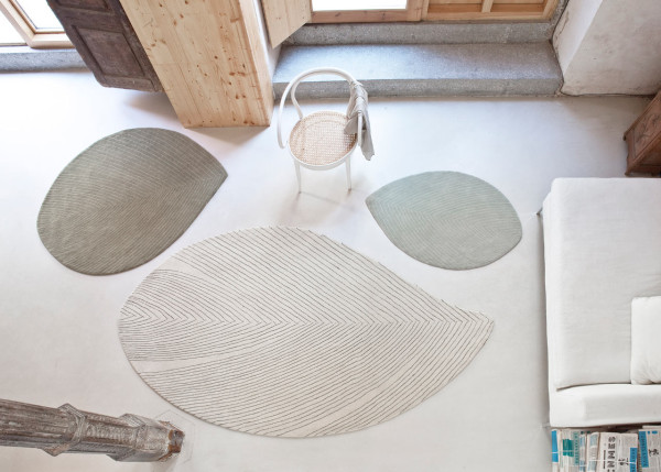 Quill Collection by Nao Tamura for nanimarquina
