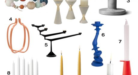 10 Modern Candle Holders to Complete Your Table Centerpiece