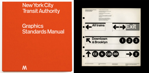 The connective tissue between this New York edition with its Swiss counterpart? You guessed it, the typeface Helvetica.